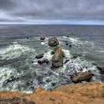 A stormy morning at Mori Point – Pacifica, CA
