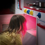 Fun concept shoot with my daughter + volumetric lighting