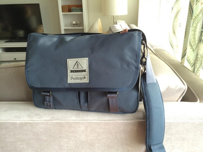 Fstop Millar Bandon camera bag
